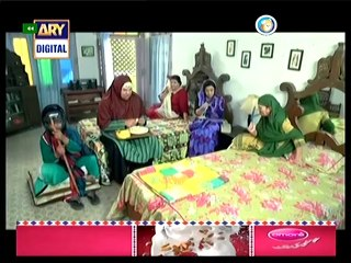 Quddusi Sahab Ki Bewah - Episode 154 - June 18, 2014 - Part 1