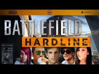 BATTLEFIELD HARDLINE INVITATIONAL con Zamp, Zoda, Delux, Hila e Lyla
