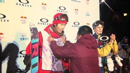 Snowboarding //  Beijing Air & Style Highlights 2012