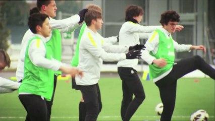 Juventus Youth Academy - Italian Football (2014 World Cup)