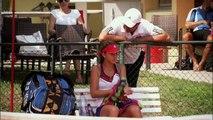 Future Tennis Star Belinda Bencic on Trans World Sport