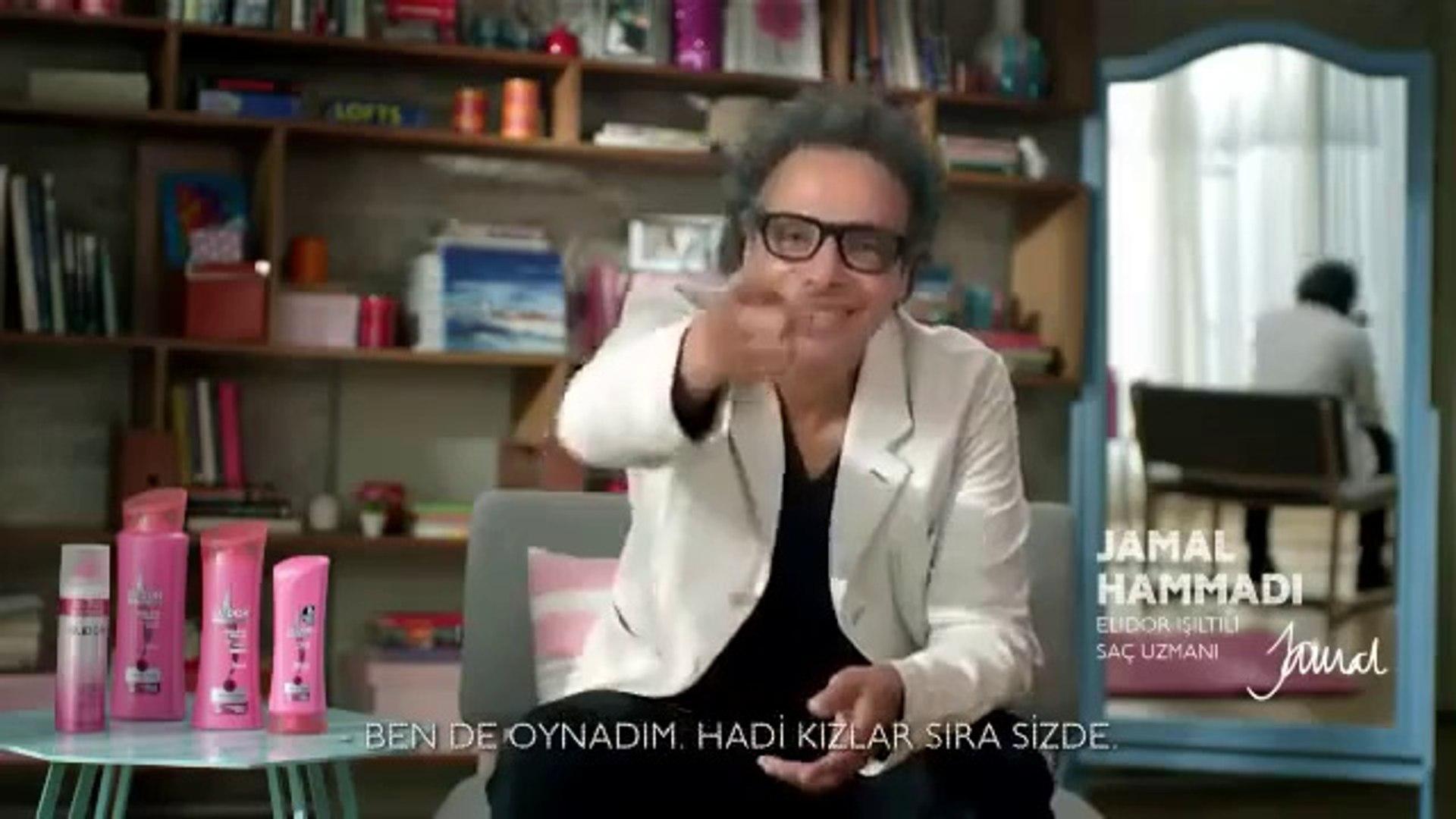 Medcezir Serenay Sarıkaya ve Hazar Erguçlu ~ Elidor reklam