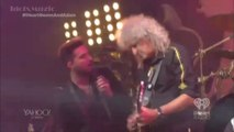 Adam Lambert & Queen - Preview Of The Summer Tour - 6-16-14