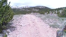 Dual sport ride through mining country