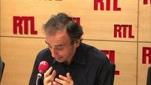 """Éric Zemmour : """"Une grève à la SNCF, c'est comme l'Histoire vue par Shakespeare"""""""