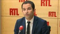 Grève SNCF : un peu moins de 300 retardataires lundi, pour le bac philo, selon Benoît Hamon