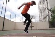 Nike SB presents Europe vs. Brasil Team Trip 2014 - Skateboard