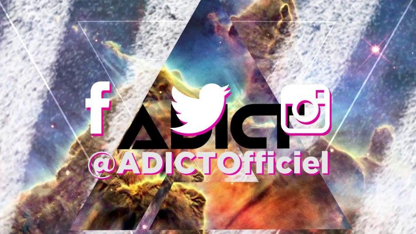 Adict - Pourquoi Pas (Vidéo Lyrics)