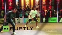 Coupe du monde Brésil 2014 : Kobe Bryant se met au foot ! (vidéo)
