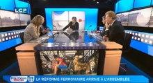 Politique Matin : Jean Glavany, député PS des Hautes-Pyrénées et Benoist Apparu, député UMP de la Marne