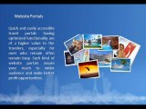 Corporate Travel Web Portal, Travel Website & Travel Portal Development @Axissoftech.net