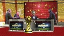 AFRICA FOOTBALL CLUB du 17/06/14 - Spéciale Coupe du monde 2014 - partie 3
