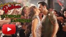 Saturday Saturday Song | Alia Bhatt & Varun Dhawan's KISS | UNCENSORED