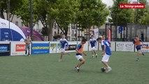 Vannes. Tournoi inter-lycées de la Coupe du Monde des quartiers