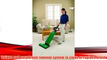 """Best buy BISSELL BigGreen Commercial Bagged Upright Vacuum 5.83L Bag Capacity 18 Cleaning Path,"""""""