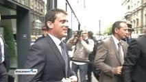Valls tente de rassembler sa majorité