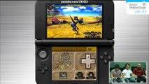 Monster Hunter 4 Ultimate - E3 2014 3DS Gameplay Nintendo Treehouse