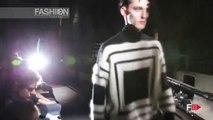 """ALEXANDER MCQUEEN"" Menswear Autumn Winter 2014 2015 Full Show HD London by Fashion Channel"