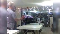 Ping Pong Fail Boom Headshot!
