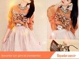 Moda Alyans Modelleri
