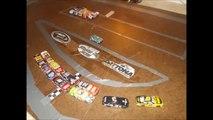 NASCAR Winston Cup Series- 2014 HISTORY 300 at Daytona stop motion