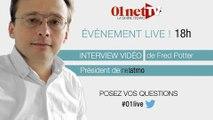 Replay Grand Talk : Fred Potter, PDG de Netatmo
