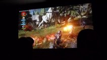 Dragon Age 3 Inquisition - Leaked of screen gameplay from E3