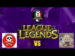 League of Legends: Highlights Jolly Roger vs Team InF orma