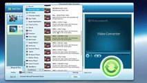 AVI converter convert avi file to wmv, mov, mp4, flv, etc.
