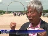 Versailles gardens showcase work by Korean artist Lee Ufan