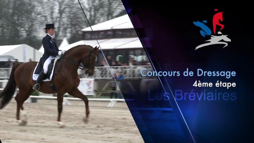 Grand National de Dressage 2014 - étape n°4 Les Bréviaires
