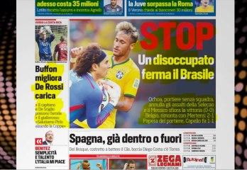 CALCIOINFO - Rassegna stampa 18-06-2014