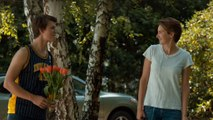 The Fault in Our Stars - Exclusive Interview with Shailene Woodley, Ansel Elgort, John Green, Sam Trammell & Laura Dern