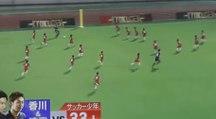 Football : 50 enfants vs 2 joueurs professionnels