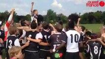 Victoire du REC Rugby au trophée Lebas