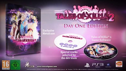 Tales of Xillia 2 - PS3 - Leia Rolando  de Tales of Xillia 2
