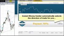 Instant Money Insider Review -  The Instant Money Insider By Brian Jarvis Does It Really Work New Binary Options Trading Software Demo  Instant Money Insider Reviews Online 2014