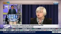 Cédric Chaboud VS Vania Mareuse: FED: les marchés sont à l'affût d'une hausse des taux directeurs, dans Intégrale Placements – 18/06 1/2