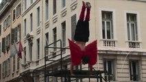 Sirènes et midi net > Flagrant Délire > Cie Yann Lheureux > 4 juin 2014