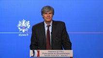 Point de presse de Stéphane Le Foll, porte-parole du Gouvernement, le 18 juin 2014