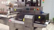 flow wrapper, horizontal flow wrapper, flow pack machine, flow wrap machine