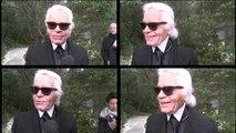 Définition du luxe par Karl Lagerfeld - Nec plus Ultra