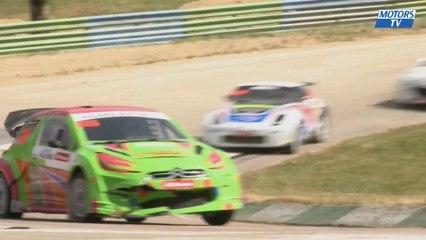 Championnat de France Rallycross -- manche 4 : Faleyras