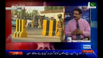 "Klasra & Qazi on Operation ""Zarb-e-Azb"": General Raheel is practical while..."