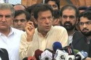 Dunya News - Events like Model Town tragedy don't occur even during dictatorship: Imran Khan