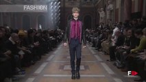 """LANVIN"" Full Show Autumn Winter 2014 2015 Menswear Paris by Fashion Channel"