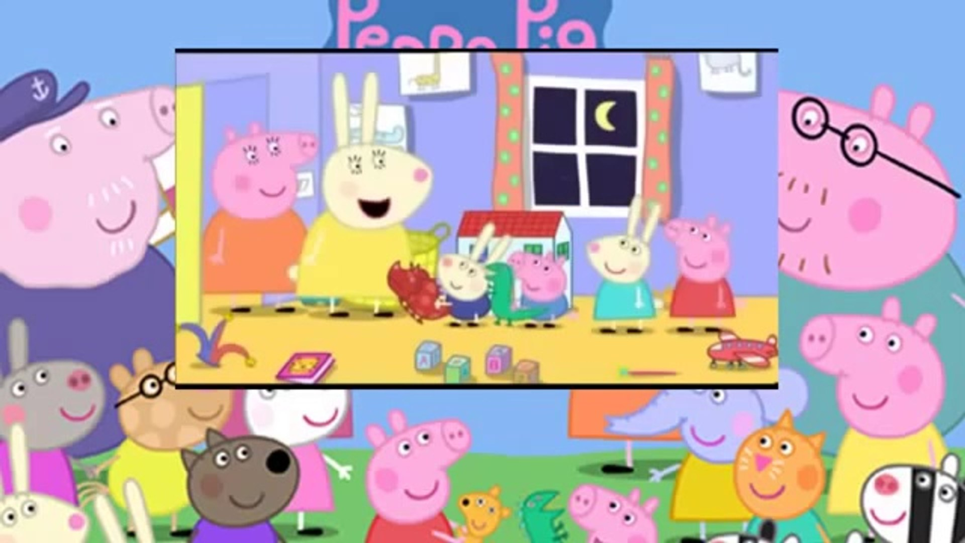 Peppa Pig All Episodes News Session 2x20 George Catches a Cold1 FULL HD