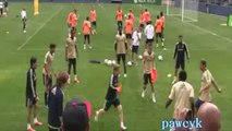 Freestyle Football Skills on Training II - Ronaldinho, Neymar, Lucas Moura and Others