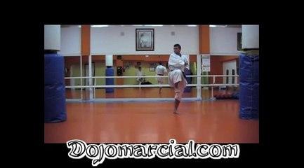 Karate - Examen 3er Dan - Kata Kurunfa - 3rd Dan Examination