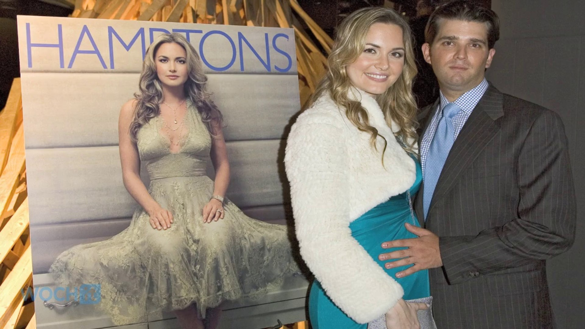 Donald Trump Jr. And Vanessa Trump Welcome Baby Girl, Their Fifth Child